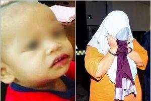Bức xúc bản án vụ bảo mẫu nhồi ớt vào miệng bé trai đến chết