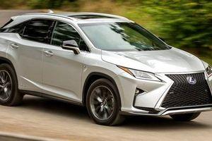 Lộ giá bán 2 mẫu xe phong cách của Lexus tại Việt Nam