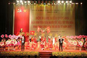 Hà Nội: Tám năm qua, đã vinh danh 80 Công dân Thủ đô ưu tú.