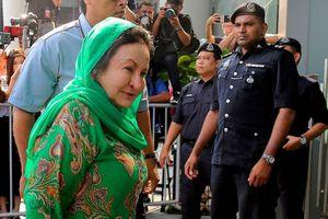 Bắt giữ Phu nhân cựu Thủ tướng Malaysia vì tội rửa tiền