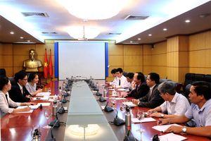 Tăng cường hợp tác với Nhật Bản trong các lĩnh vực TN&MT