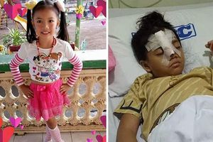 Bé gái 8 tuổi dũng cảm đối đầu 4 tên cướp lấy lại tiền cho bố mẹ