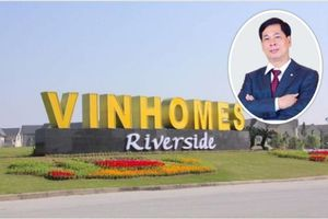 Ông Phạm Văn Khương làm Phó tổng giám đốc Khối xây dựng Vinhomes