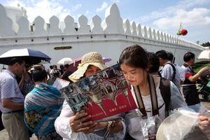 Thái Lan như 'ngồi trên lửa' vì lượng du khách Trung Quốc sụt mạnh