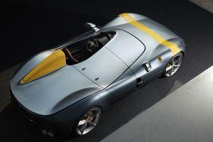 Siêu xe Ferrari Monza SP1 và SP2 giá 1,75 triệu USD