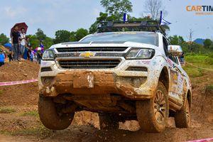 Giải đua xe ô tô địa hình Việt Nam kết thúc đầy cảm xúc cùng Chevrolet Colorado
