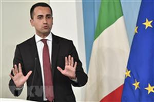 Italy khẳng định không thay đổi chỉ tiêu thâm hụt ngân sách