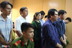 80 cán bộ chối bỏ việc nhận hối lộ, 10 người đi tù trong đường dây 'xe vua'