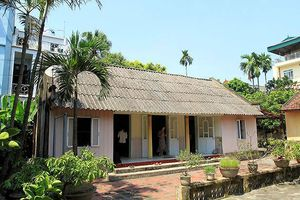 Ngôi nhà đơn sơ lưu dấu ấn của nguyên Tổng Bí thư Đỗ Mười ở quê hương