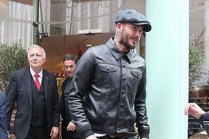 David Beckham bảnh bao xuống phố sau khi dự lễ ra mắt dòng xe VinFast