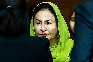 Phu nhân cựu Thủ tướng Malaysia bị bắt vì tội rửa tiền