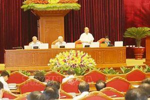 Hội nghị Trung ương 8: Thủ tướng điều hành phiên thảo luận về tình hình kinh tế - xã hội