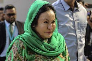 Malaysia: Vợ cựu Thủ tướng Najib Razak bị bắt giữ