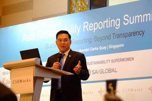 Bảo Việt chia sẻ kinh nghiệm lập Báo cáo theo tiêu chuẩn quốc tế tại Hội nghị ASRS - Singapore