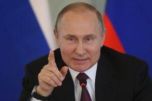 TT Putin cam kết bảo vệ lợi ích nước Nga giữa bão trừng phạt