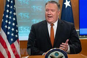 Washington hủy bỏ Hiệp ước Hữu nghị với Iran