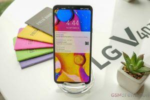 LG V40 ThinQ 5 camera chính thức ra mắt, giá 900 USD