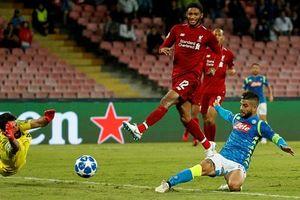 Liverpool thua đau phút cuối, PSG thắng tưng bừng
