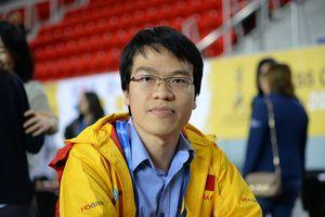 Thắng tuyệt đối Thụy Sĩ, Việt Nam gặp Đức tại vòng 10 Olympiad