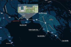 Hải Phòng đề nghị làm cáp treo dài nhất thế giới