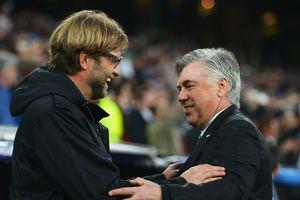 Liverpool thua Napoli 0-1: Klopp chỉ là gã học việc so với Ancelotti