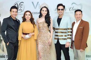 Hoa hậu Việt Nam Quốc tế 2018 tổ chức tiệc tri ân