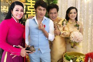 Ngọc Huyền, Kim Tiểu Long dự cưới nghệ sĩ Trọng Nghĩa ở tuổi 52