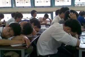 Trường đại học ở Sài Gòn đề ra mức điểm liệt trị sinh viên lười biếng