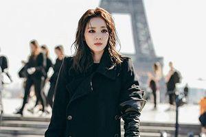 Những ngôi sao châu Á mặc ấn tượng tại tuần lễ thời trang