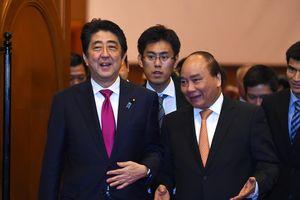 Thủ tướng Nguyễn Xuân Phúc thăm Nhật Bản, diện kiến Nhật Hoàng