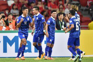 Nhờ Đông Timor, Thái Lan nhận lợi thế lớn tại vòng bảng AFF Cup