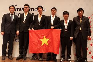 Bộ GD&ĐT lấy ý kiến khen thưởng HS, SV đạt giải quốc gia, quốc tế