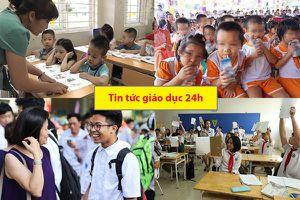 Tin tức giáo dục 24h: Bộ GDĐT nói gì về quy định xử phạt hành chính trong giáo dục