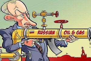 Cả châu Âu sống nhờ 200 tỷ mét khối khí đốt Nga