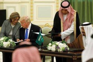 Lo 350 tỷ USD trở thành bánh vẽ, Trump dọa Ả-rập Saudi?
