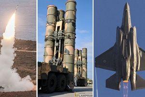 S-300 Syria: Mỹ-Israel bắt đầu trả giá vì ảo tưởng sức mạnh