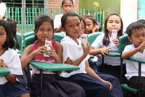 Chương trình Sữa học đường: Vì tầm vóc trẻ em Việt Nam