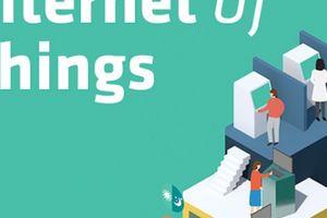 Cuốn sách giải mã từ A - Z 'siêu bão' công nghệ Internet vạn vật kết nối