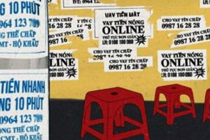 Vay online lãi 700%/năm: Gài khách hàng 'chui đầu vào thòng lọng'