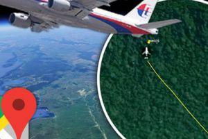 Sốc: Đã tìm thấy đường dẫn đến vị trí MH370 trong rừng Campuchia