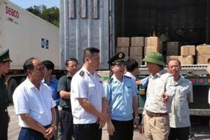 Thứ trưởng Bộ NNPTNT: Yêu cầu chặn dịch tả lợn châu Phi từ cửa khẩu