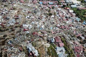 Toàn cảnh về thảm họa động đất, sóng thần ở Indonesia