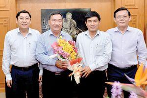 Ban Nội chính Thành ủy TPHCM biểu dương Báo SGGP về vệt bài đấu tranh chống tiêu cực