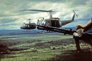 Những loại trực thăng biểu tượng của Mỹ trong Chiến tranh Việt Nam