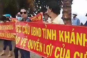 Khánh Hòa: Yêu cầu cung cấp thông tin về dư nợ đầu tư đối với dự án nhà ở xã hội HQC