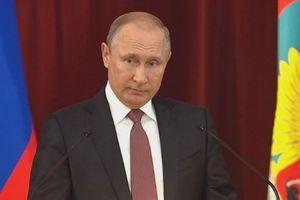 TT Putin dự đoán về hoạt động quân sự ở Idlib, Syria
