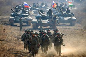 Nga và Ấn Độ tuyên bố tập trận chung