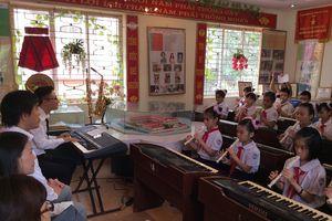Sáo Recorder: Nhạc cụ khơi sự đam mê cho học sinh