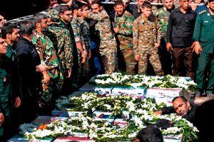 Phản ứng dây chuyền sau vụ Iran tấn công tên lửa vào Syria