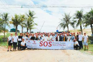 Dấu ấn khó quên tại sự kiện SOS Private Event của Chủ đầu tư Danh Nam